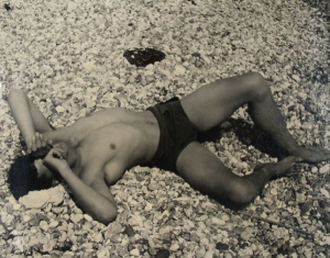 Keith Vaughan, Lotus Eater from Dick's Book of Photos, 1939 (PH281)