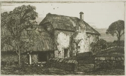 Edward Bouverie Hoyton, Great Seaside Farm I, c.1922–6 (PR2177)