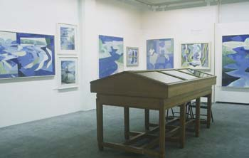 Exhibition of paintings by Tom Cross, School of Art Gallery