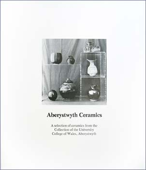 Cover of Catalogue Aberystwyth Ceramics