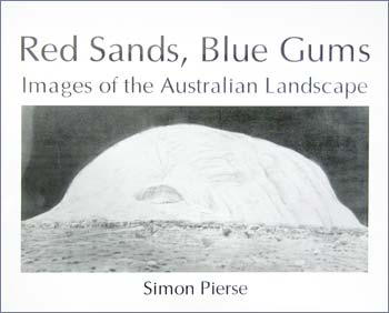 Cover of Catalogue 'Red Sands, Blue Gums'
