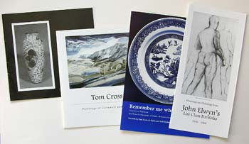 Selection of Catalogue Covers