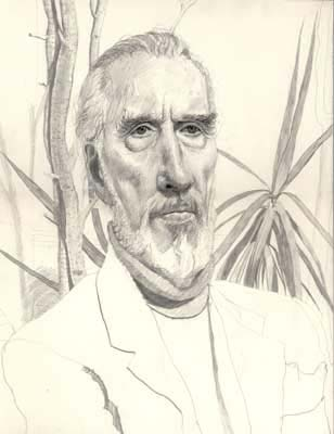 Christopher Lee, 2003