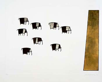 The herd moves on, Elephants, 2002